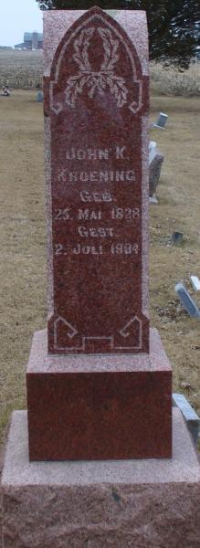 John Kroening