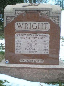 Emma J Wright