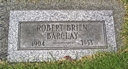 Robert Brien Barclay
