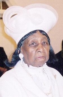 Ida Mae <i>Johnson</i> Pettiford