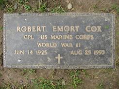 Robert Emory Cox
