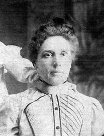 Clara E. Carrie <i>Creamer</i> Fewell