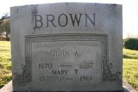 John Anderson Brown
