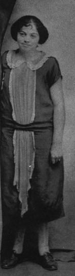 Minnie Ruth <i>Cunningham</i> Braziel
