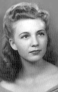 Ruth Roine <i>Brown</i> Allred