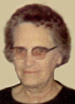 Sarah Elizabeth Lizzie <i>Acklen</i> Dearman