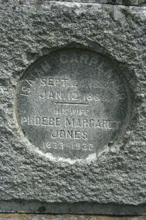Phoebe Margaret <i>Jones</i> Carpenter