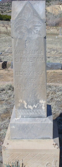 William A Littleton