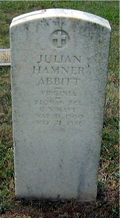 Julian Hamner Abbitt