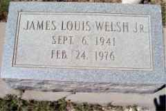 James Louis Welsh, Jr