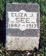 Eliza Jane <i>Sherwood</i> See