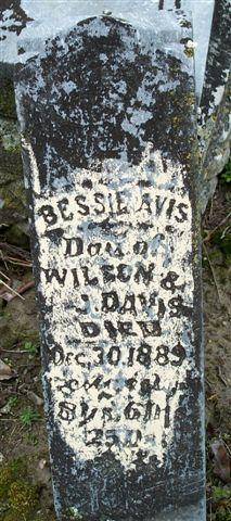 Bessie Avis Davis