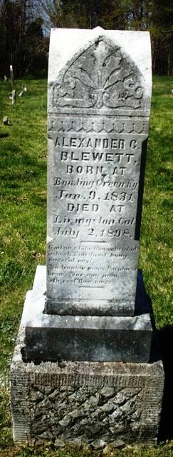 Alexander Chapman Blewett