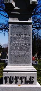 Marcus Tuttle
