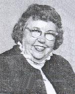 Margaret Ann <i>Smith</i> Brown