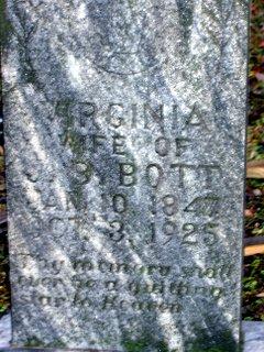 Virginia Americas <i>Owens</i> Bott