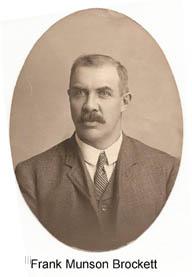 Frank Munson Brockett