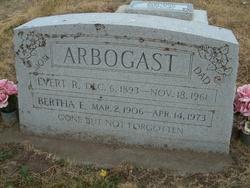 Bertha <i>Elliott</i> Arbogast