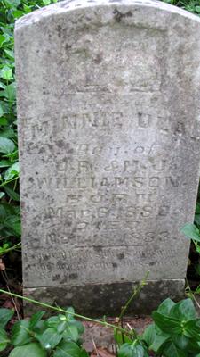 Minnie Ula Williamson