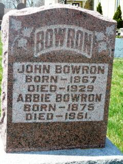 Abbie Bowron