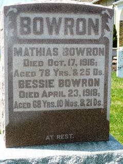 Betsy Bessie <i>Willows</i> Bowron
