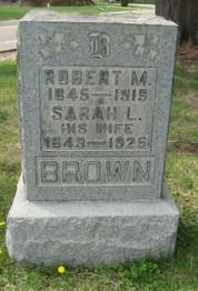 Robert Manson Brown