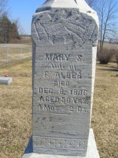 Mary S. Alber