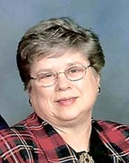 Mary Ellen Bergsten