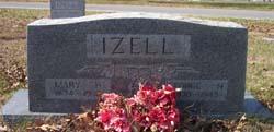 Mary Bell <i>Stewart</i> Izell