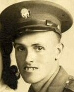 Pvt Carl Vernon Riney