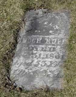 Enoch Rupe