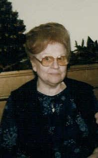 Margaret Elizabeth <i>Blosser</i> Dove