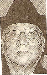 Rev Kenneth James Deere