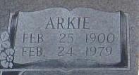 Arkie <i>Dye</i> Fivecoat