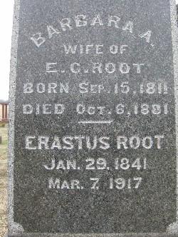 Erastus Root