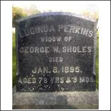 Lucinda L. <i>sholes</i> Perkins