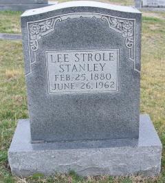 Lee <i>Strole</i> Stanley