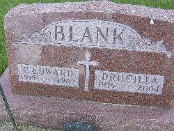 C. Edward Blank
