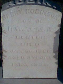 Harry Robinson Benton