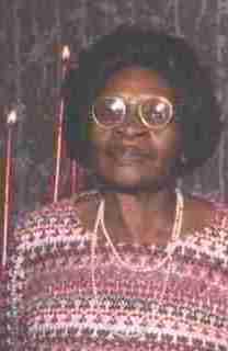 Rev Rosetta Bell Long