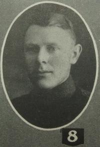 Pvt Arthur Dargan