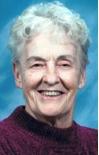 Patricia Jean Pat <i>Hinman</i> Benson