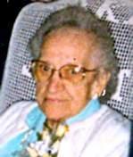 Agnes Grammie Aggie Bensley