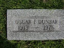 Oscar Floyd Dunbar