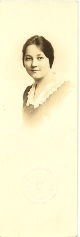Lillian Frances Aunt Lill <i>Stanton</i> Long