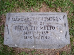 Margaret <i>Thompson</i> Melton