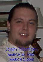Joshua Daniel Josh Norton