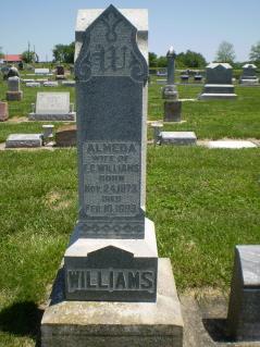 Almeda <i>Bailey</i> Williams
