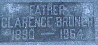 Clarence Edward Bruner