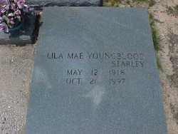Lila Mae <i>Youngblood</i> Starley